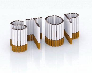 Dejar fumar y ocupar del culturismo
